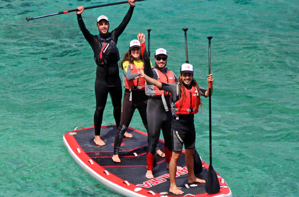 Giant Sup Ride